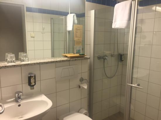 Theley, Germany: Baño