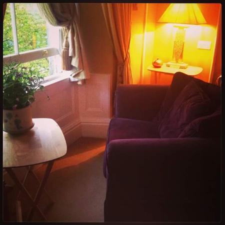 Kendal, UK: Love seat
