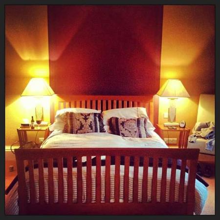 Kendal, UK: Comfortable bed