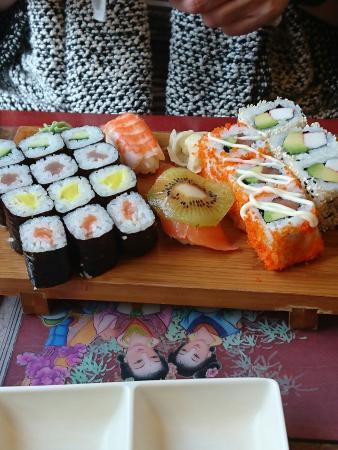 Asia Food & Sushi Bar