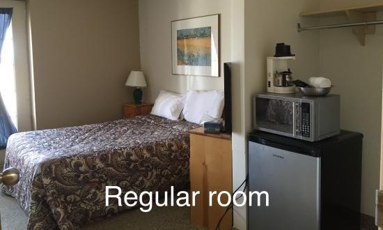 North Adventure Inn: Regular room