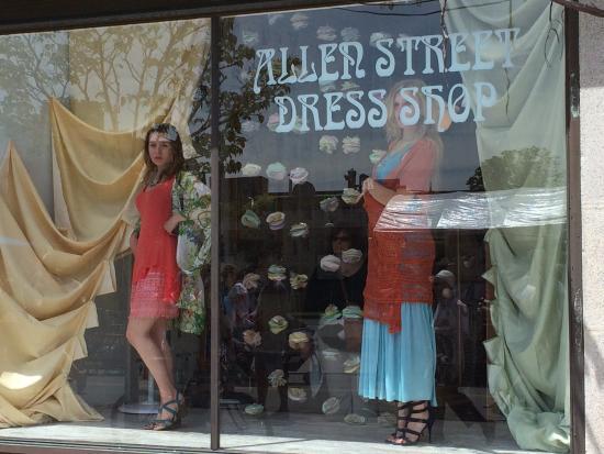Allen Street Dress Shop