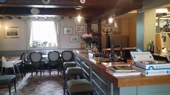 The Angel: Lounge bar/restaurant