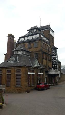 Hook Norton, UK: The Brewery