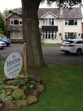 Foto de The Hinton Guest House
