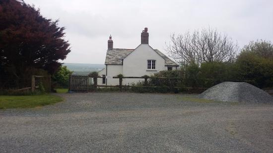 Saint Gennys, UK: Self catering cottage