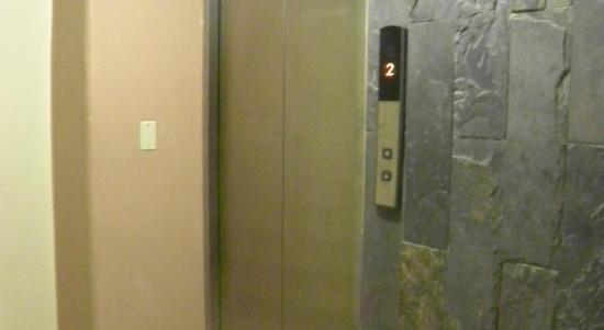 Hotel Sander : Ascensor