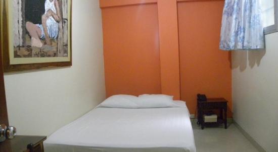 Hotel Sander : Habitación Matrimonial