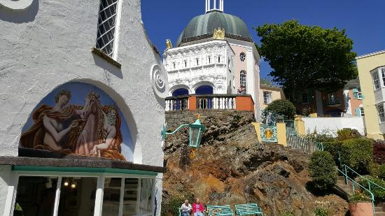 Portmeirion, UK: 20160515_142041_large.jpg