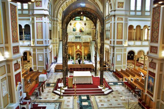 Franciscan Monastery : vue d'ensemble_chapelle du monastère