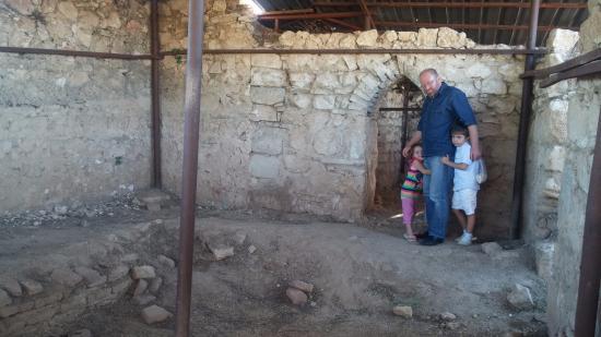 Beysehir, Turkey: kubadabad sarayı, mutfak kiler