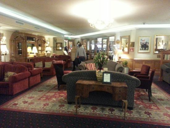 Park House Hotel: Lobby