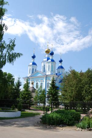 Holy Mother of God of Kazan Monastery