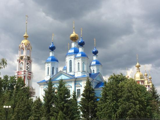 ‪Holy Mother of God of Kazan Monastery‬