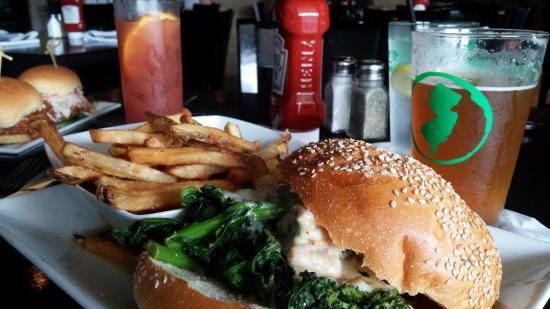 North Cape May, NJ: Italian Pork sandwich