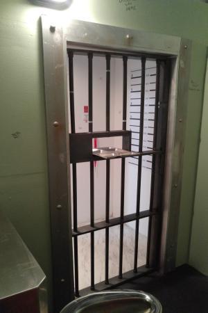 Robinson, TX : Cell Block 9