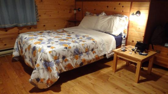 Le Canard Medeau: Habitación para parejas