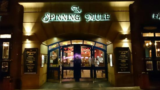 Bolton, UK: The Spinning Mule