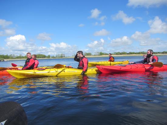 Kayakmor: River Corrib