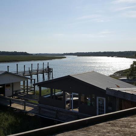 Bowens Island Restaurant Folly Beach South Carolina