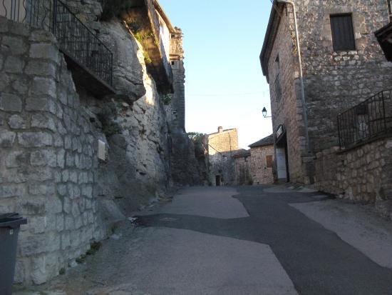 Village Picture Of Gorges De L Ardeche Vallon Pont D Arc