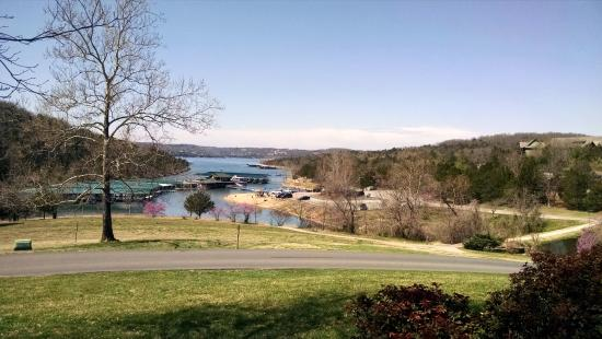 Bent Hook Marina On Table Rock Lake Picture Of Big Cedar Lodge - Table rock lake golf course