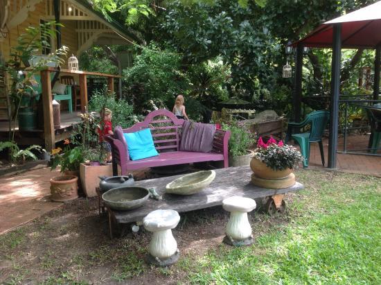 Mackay, Austrália: A cosy corner to enjoy good company and a coffee