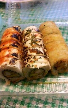Llico sushi fusion nikkei