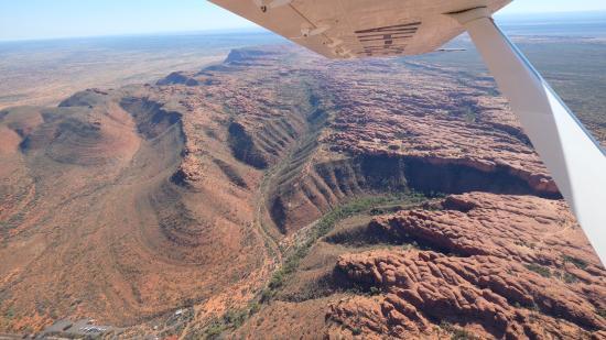 Yulara, Αυστραλία: On the way