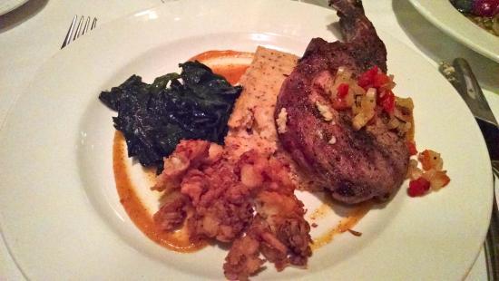 Satterfield's Restaurant: Duroc Pork Chop