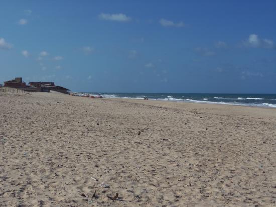 Abreulandia: praia...