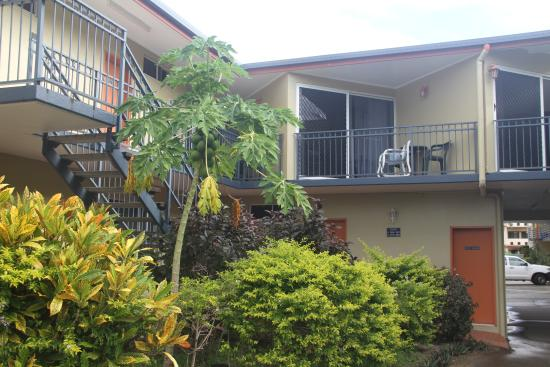 Tropical Queenslander Cairns Holiday Studio & Apartment: Western Block