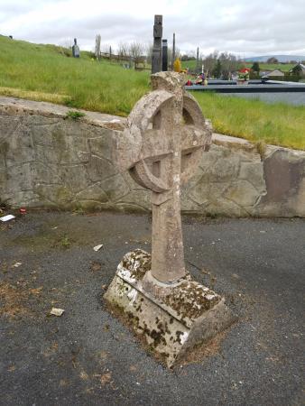 Cookstown, UK: Older Cross