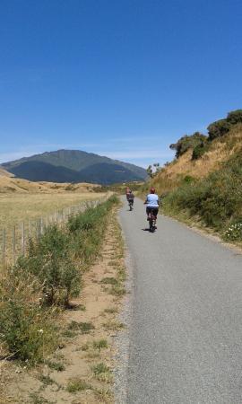 Kapiti Coast, Nueva Zelanda: views from the trail