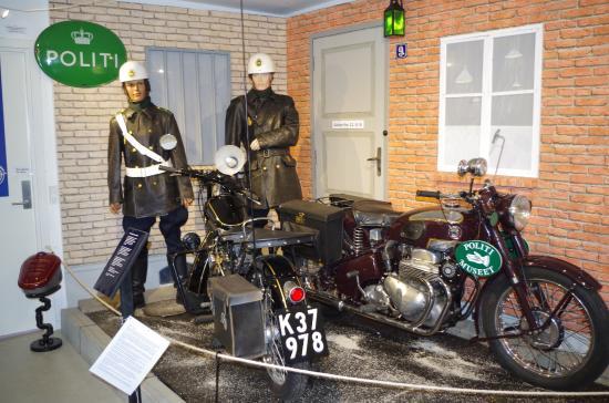 Danmarks Nimbus Tourings Motorcykle-Museum