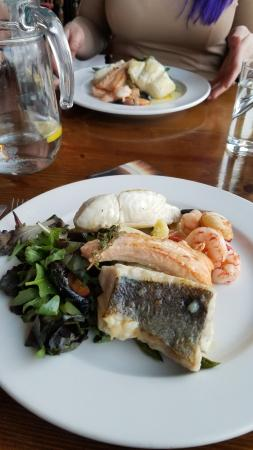 Rossnowlagh, Irland: Yummy