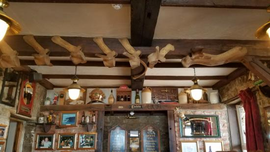 Rossnowlagh, Irland: Whale bones