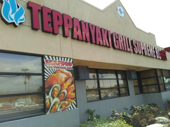 Wondrous Teppanyaki Grill And Supreme Buffet Picture Of Teppanyaki Download Free Architecture Designs Itiscsunscenecom