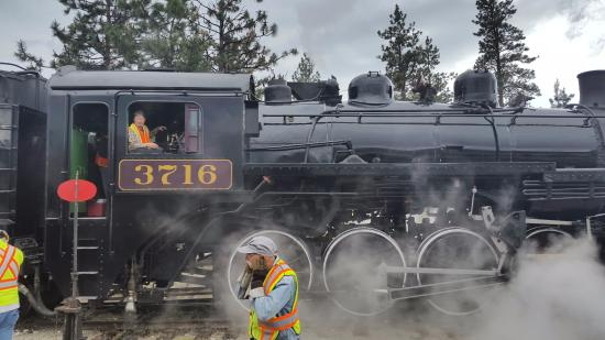 Summerland, Canadá: The Steam Engine