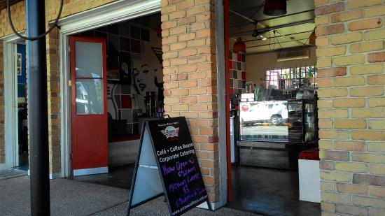 Octane Coffee Co. Roastery and Espresso Bar