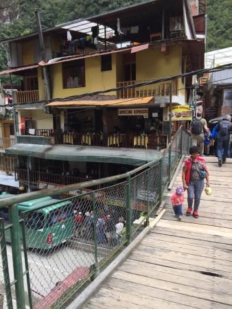 Tinkuy Buffet Restaurant at Sanctuary Lodge: Aguas Calientes