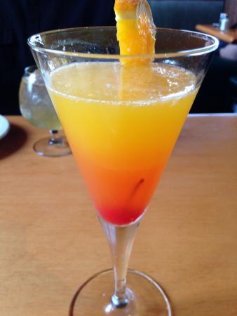 Lombardi's Italian Restaurant : Mango Tango