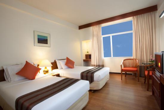 Phuket Merlin Hotel: Superior Room