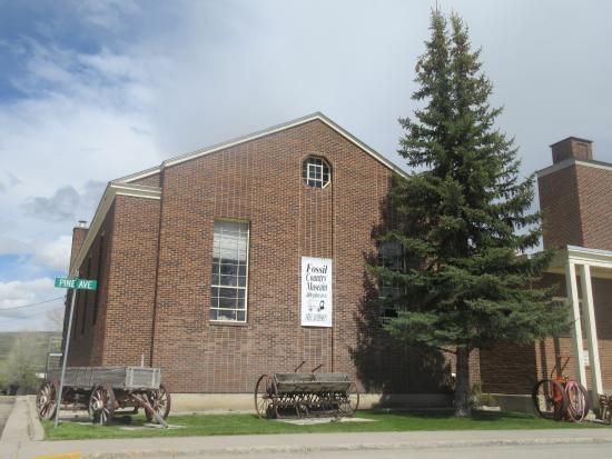 Fossil Country Frontier Museum