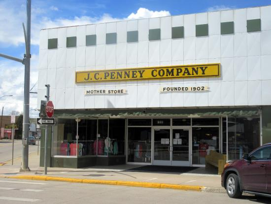 JCPenney Kemmerer (Mother) Store