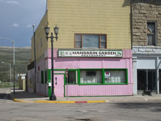 Mandarin Garden Kemmerer Wyoming