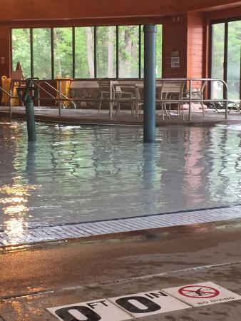 Grand View Lodge: Indoor wading pool