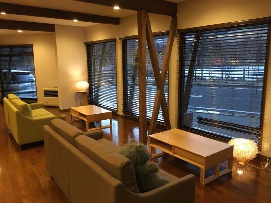 Kimimatisou: 平成28年1月リニューアルオープン 綺麗で清潔なロビーができました