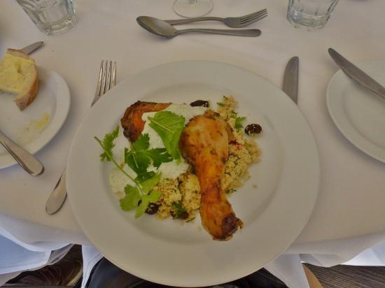 Nuriootpa, Australia: Catered meal dish