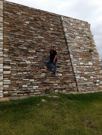 San Juan Sacatepequez, Guatemala: Viaje a Mixco Viejo